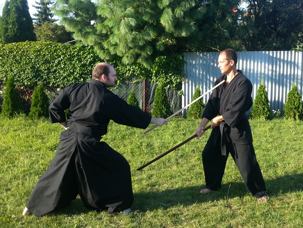 Kenjutsu.ie – Learn Traditional Japanese Weapon Arts